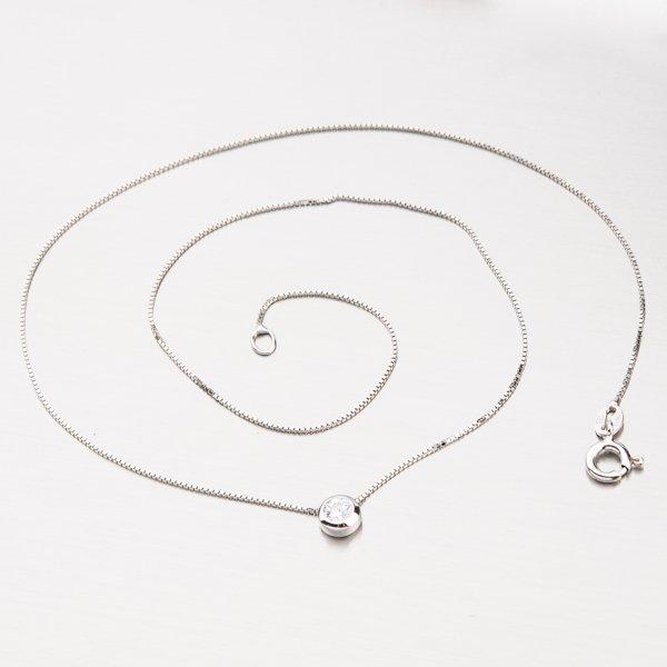 Stříbrný náhrdelník YNG5042