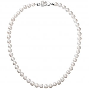 Perlový náhrdelník Swarovski ELEMENTS 22007.1