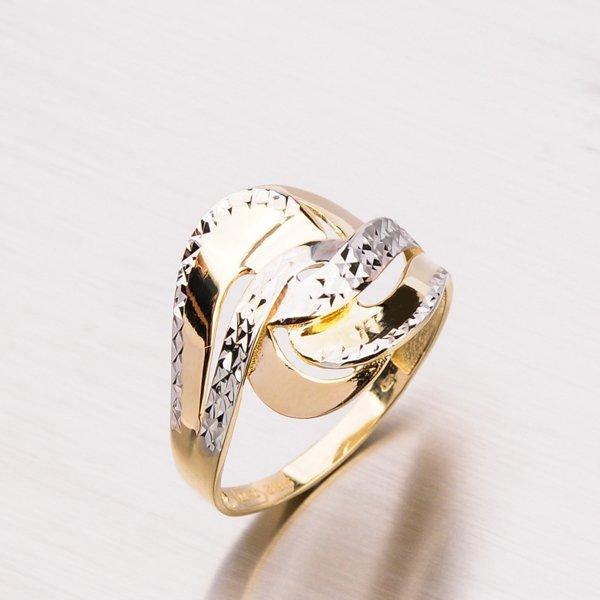 Zlatý prsten PKL11-009