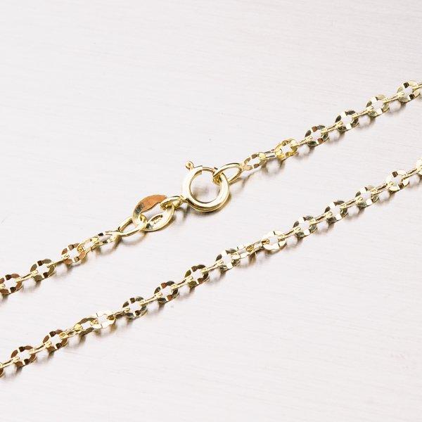 Zlatý řetízek 45-1721