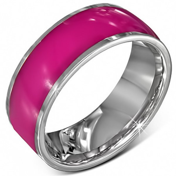 Prsten s chirurgické oceli GVRR295