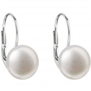 Náušnice s říční perlou 21010.1