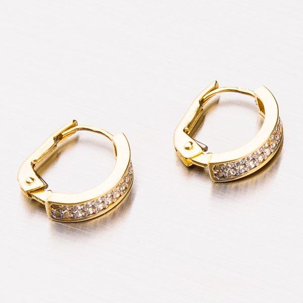 Zlaté kruhy 42-32215