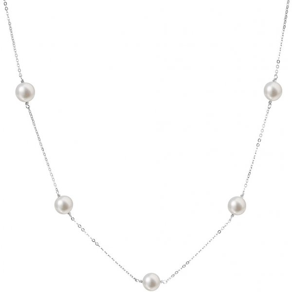 Perlový náhrdelník Swarovski ELEMENTS 22015.1