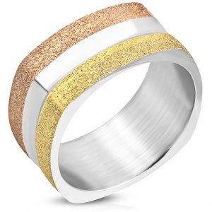 Ocelový prsten GVRD185