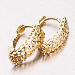 Zlaté náušnice 42-32083