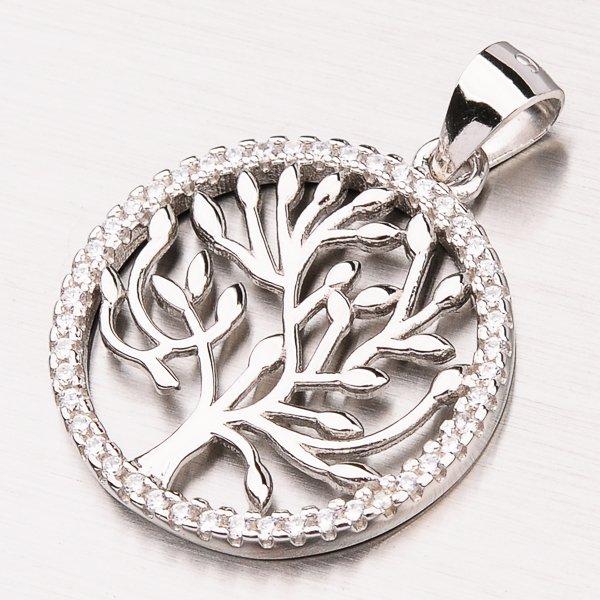 Stříbrný přívěsek strom života PKL-3005