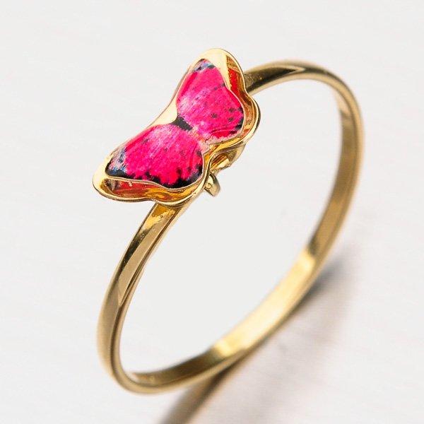 Prsten ze žlutého zlata 11-232