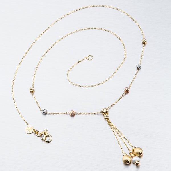 Zlatý náhrdelník 15-009