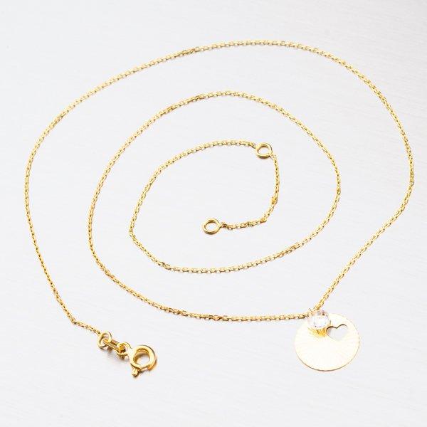 Zlatý náhrdelník 45-1852