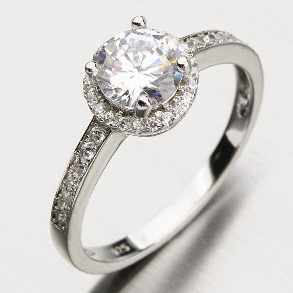 Stříbrný prsten RXX07160371