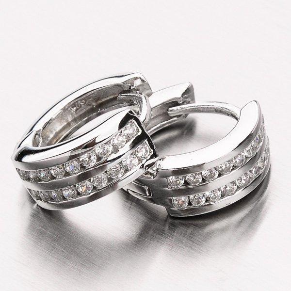 Náušnice kruhy EZX01130013