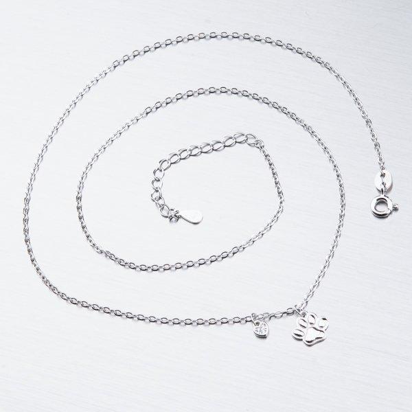 Stříbrný náhrdelník SST-151032
