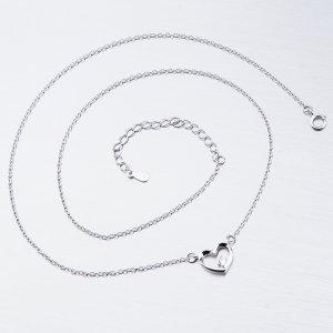 Stříbrný náhrdelník SST-15850