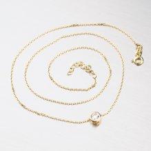 Zlatý náhrdelník 45-1831