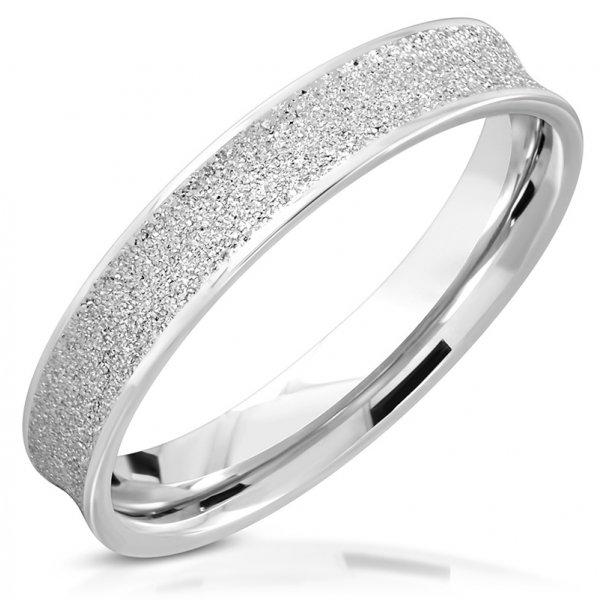 Ocelový prsten GRRR367