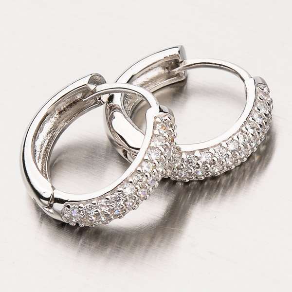 Stříbrné kruhy EZX01130174