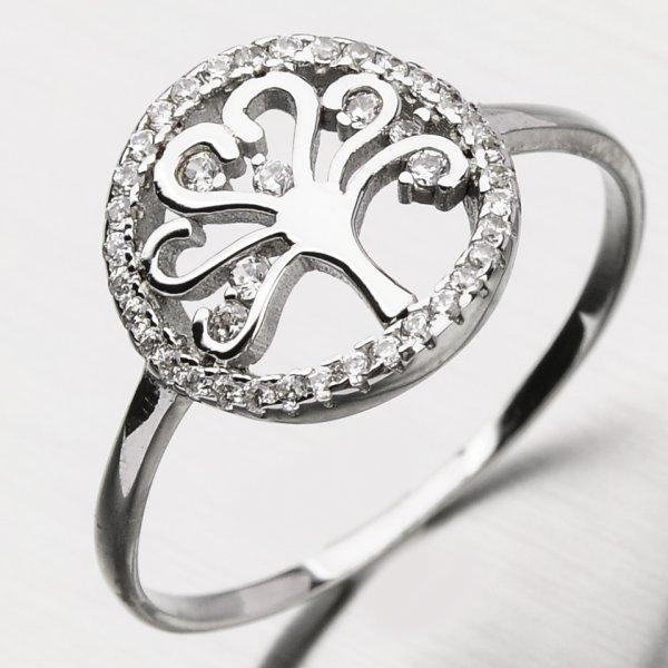 Stříbrný prsten RXX04180321
