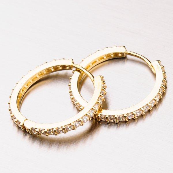 Zlaté kruhy 12-506