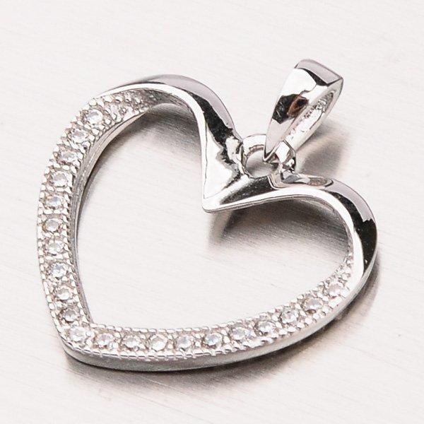 Stříbrné srdce PXX09160005