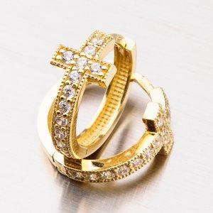 Zlaté kruhy 12-462
