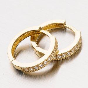 Zlaté kruhy 12-433
