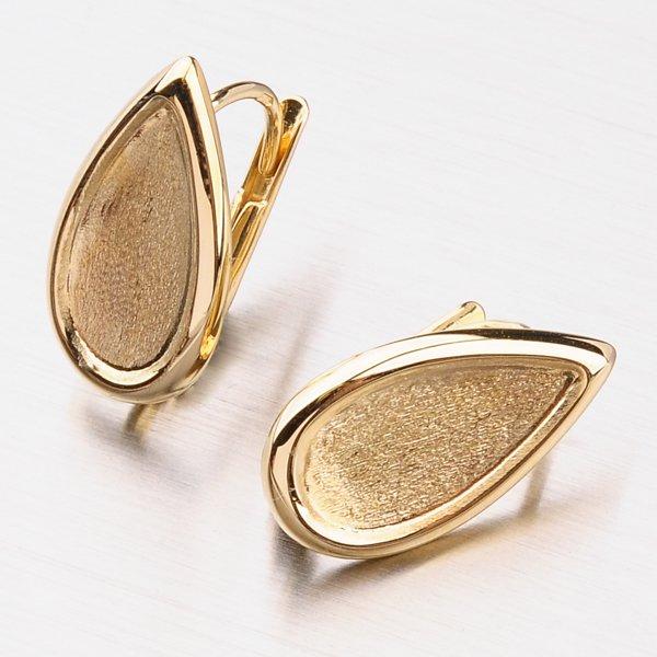 Náušnice ze zlata 42-31520