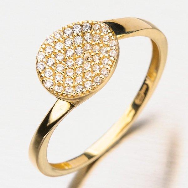 Zlatý prsten 11-214