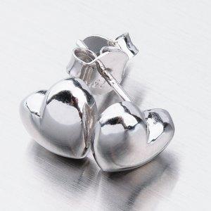 Stříbrné náušnice pecky UPST-12432