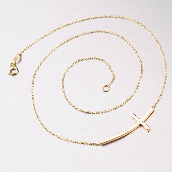 Zlatý náhrdelník 45-1863