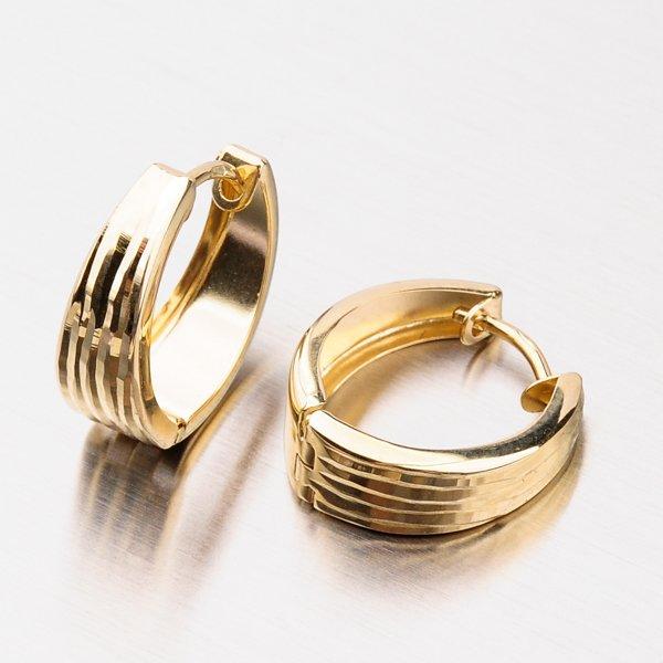 Zlaté kruhy 12-459