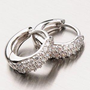 Náušnice kruhy EZX01130175