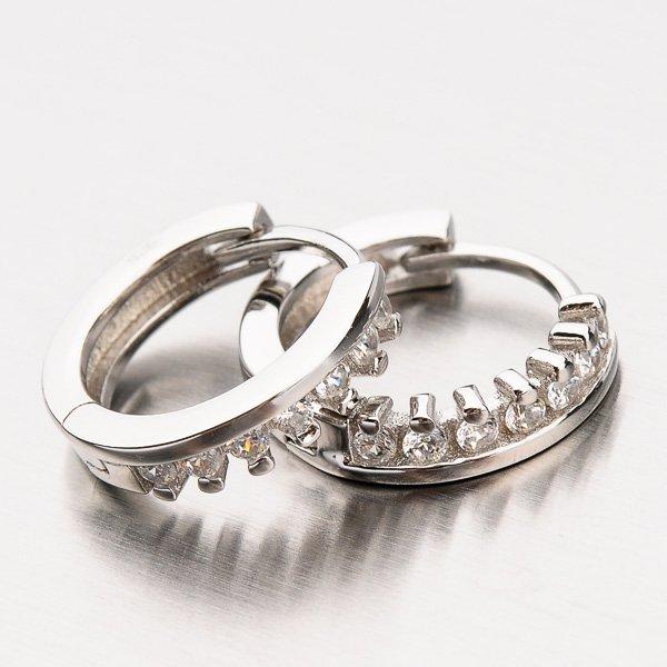 Stříbrné kruhy EZX15140007