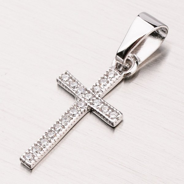 Stříbrný křížek PXX01140108