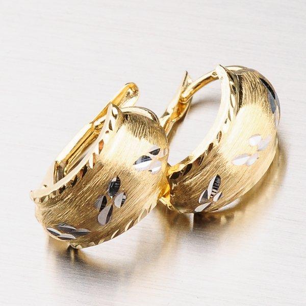 Náušnice ze zlata 42-31539