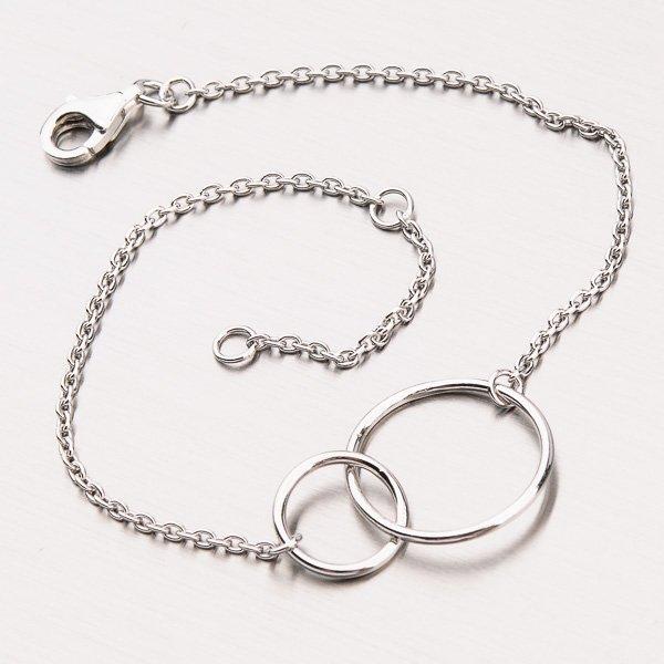 Náramek ze stříbra BXX01130037