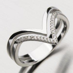 Prsten ze stříbra RXX31180015