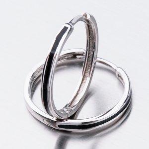 Stříbrné kruhy UCST-12777