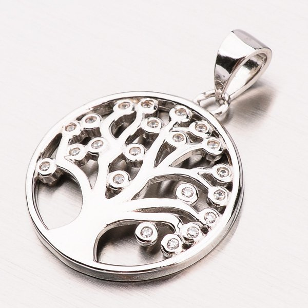 Stříbrný přívěsek strom života PXX071805911