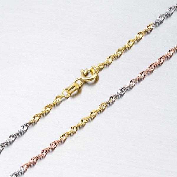 Zlatý řetízek 45-1739