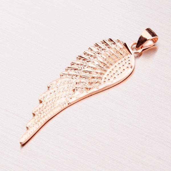 Stříbrný přívěsek - andělské křídlo PKL-3046