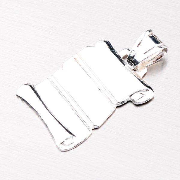 Stříbrná destička P1503151-0009-SLX