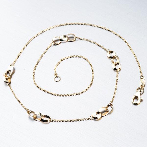 Zlatý řetízek 45-1094