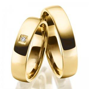 Titanové snubní prsteny SP-TI-031