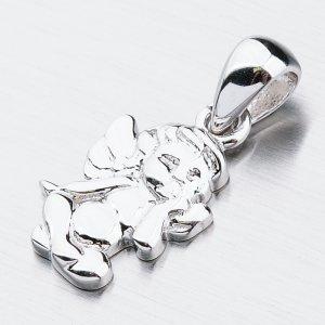 Stříbrný přívěsek- anděl PKL-3056