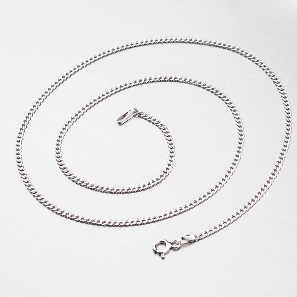 Stříbrný řetízek CHRS-08-050-FLAT