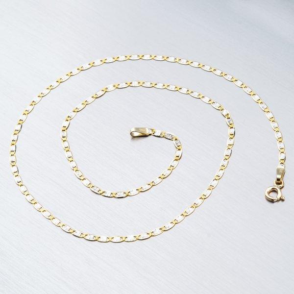 Zlatý řetízek 45-1666