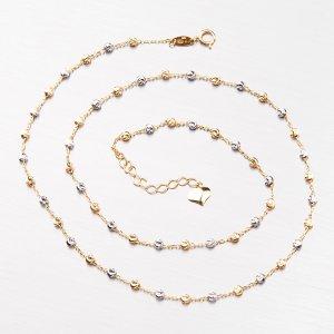 Zlatý náhrdelník 15-021