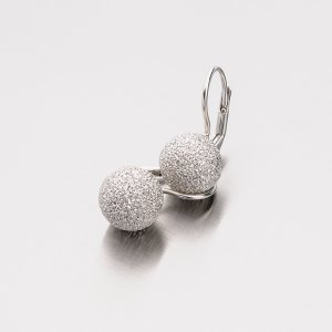 Stříbrné náušnice MORM9115D10-DIA