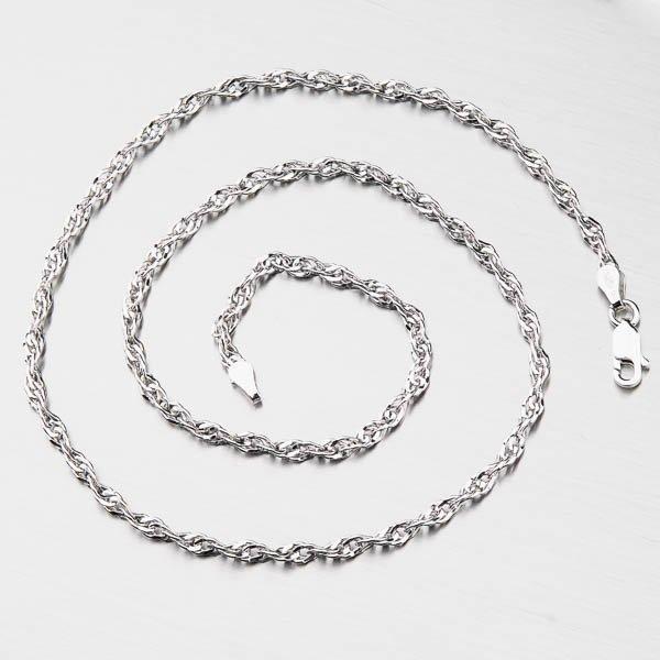 Stříbrný náhrdelník CHRS-15-060